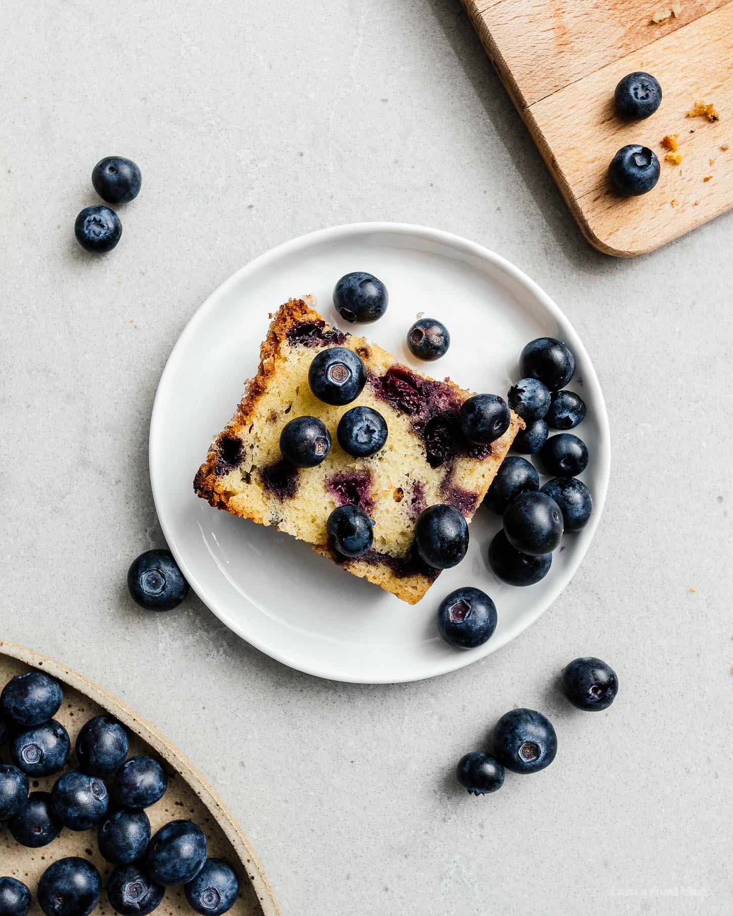 blueberry breakfast
