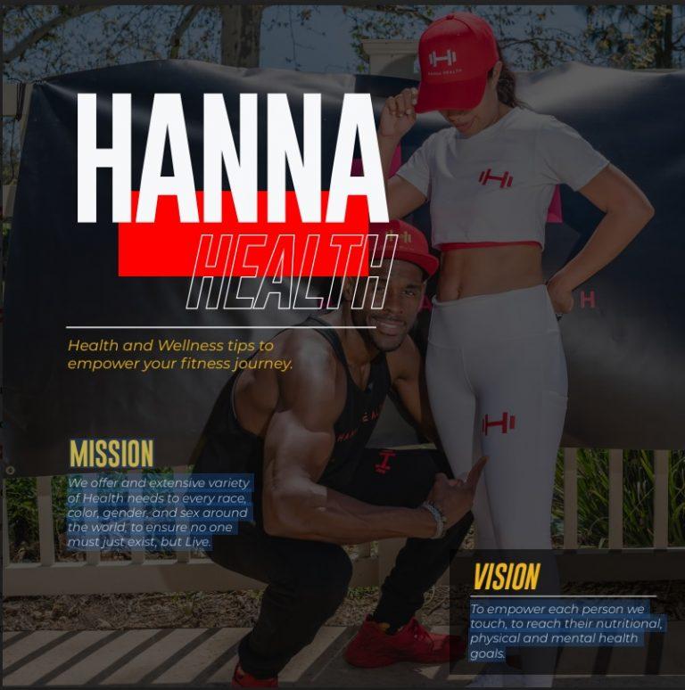 HannaHealth Cover mag